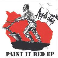 Angelic Upstarts: Paint It Red EP