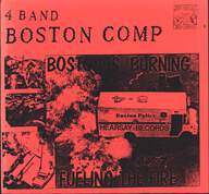 Various: Boston Is Burning - Fueling The Fire