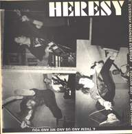 Heresy/Meatfly: Heresy / Meatfly Split