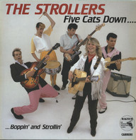 Strollers: Five Cats Down...