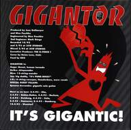 Gigantor/Youth Brigade: It's Gigantic / It's Not Enough