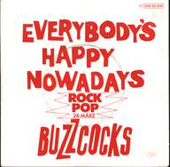 Buzzcocks: Everybody's Happy Nowadays