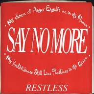 Say No More (3): Restless