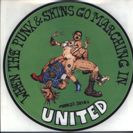 Various: When The Punx & Skins Go Marching In