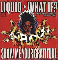 L-Fudge: Liquid / What If? / Show Me Your Gratitude