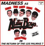 Madness: The Return Of The Los Palmas 7