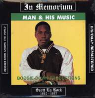 Boogie Down Productions: Man & His Music