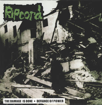 Ripcord: Discography Part I - The Damage Is Done •  Defiance Of Power