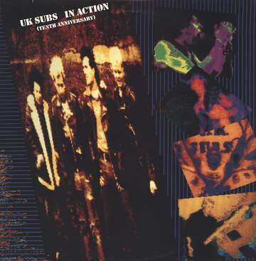UK Subs: In Action (Tenth Anniversary)