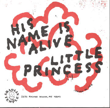 His Name Is Alive / Little Princess: Melody Farm EP