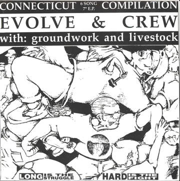 Groundwork / Livestock / Higher Force / Another Wall: Connecticut Compilation