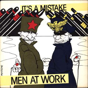 Men At Work: It's A Mistake