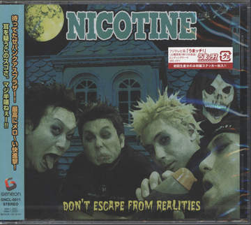 Nicotine: Don't Escape From Realities