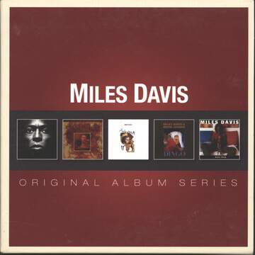 Miles Davis: Original Album Series