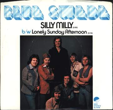 Blue Swede: Silly Milly / Lonely Sunday Afternoon