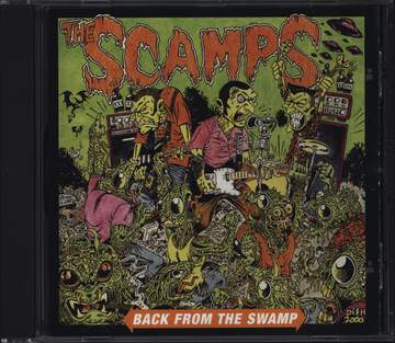 Scamps: Back From The Swamp