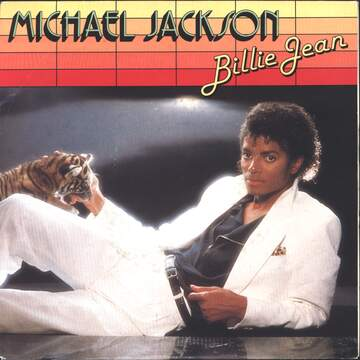 Michael Jackson: Billie Jean / It's The Falling In Love