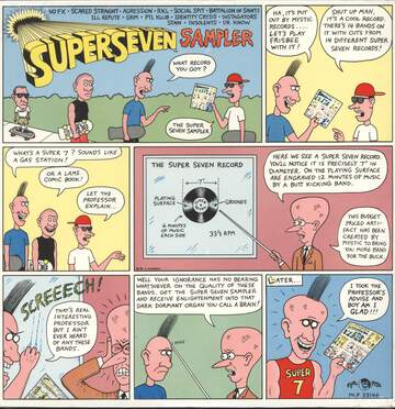 Various: Super Seven Sampler