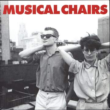 Musical Chairs: Make A Mess