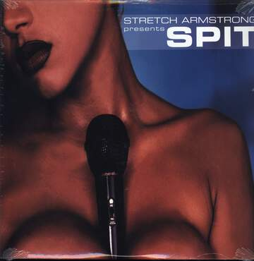 Stretch Armstrong: Spit