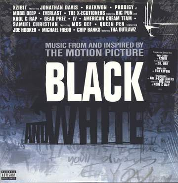 Various: Black And White - The Soundtrack
