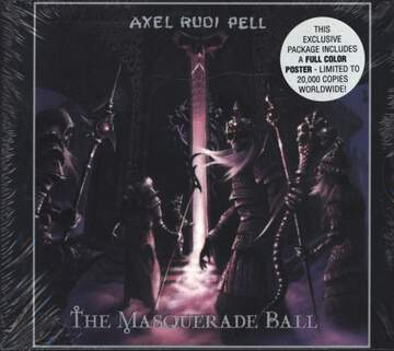 Axel Rudi Pell: The Masquerade Ball