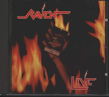 Raven: Live At The Inferno