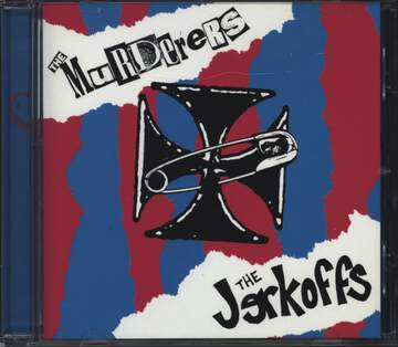 Murderers / The Jerkoffs: The Murderers and The Jerkoffs Split CD