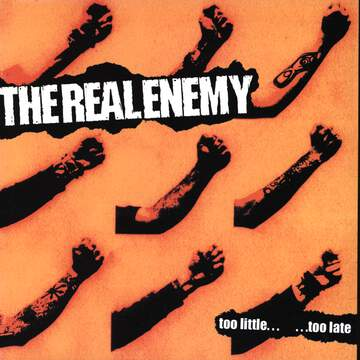 The Real Enemy: Too Little... ...Too Late