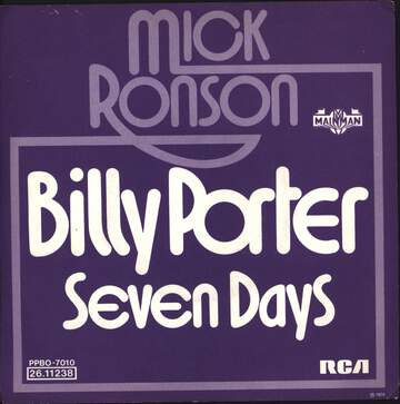 Mick Ronson: Billy Porter
