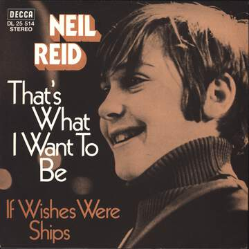 Neil Reid: That's What I Want To Be