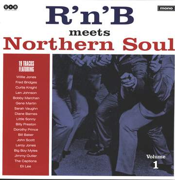 Various: R'n'B Meets Northern Soul Volume 1