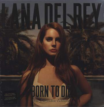 Lana Del Rey: Born To Die - The Paradise Edition