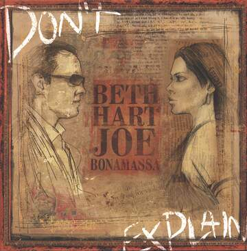 Beth Hart / Joe Bonamassa: Don't Explain
