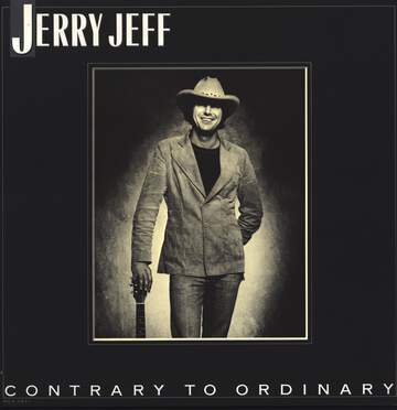 Jerry Jeff Walker: Contrary To Ordinary