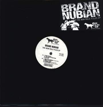 Brand Nubian: The Now Rule Files EP