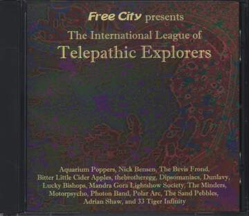 Various: The International League Of Telepathic Explorers