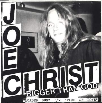Joe Christ: Bigger Than God
