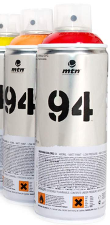 mtn: MTN 94 TRANSPARENT 	400ml