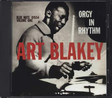 Art Blakey: Orgy In Rhythm vol.1
