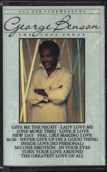 George Benson: The Love Songs