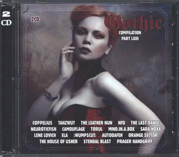 Various: Gothic Compilation Part LVIII