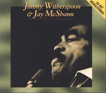 Jimmy Witherspoon / Jay McShann: Jimmy Witherspoon & Jay McShann (Black Lion)