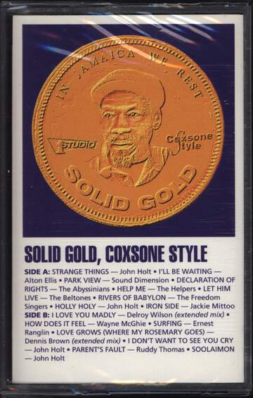 Various: Solid Gold, Coxsone Style