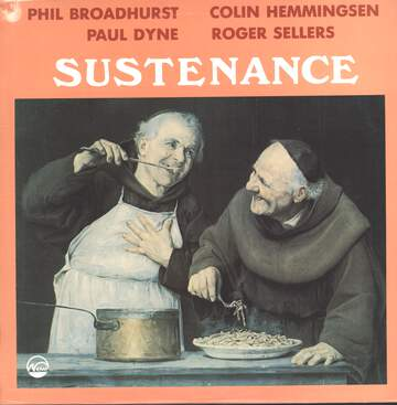 Phil Broadhurst / Colin Hemmingsen / Paul Dyne / Roger Sellers: Sustenance (Original Jazz Compositions By Phil Broadhurst)