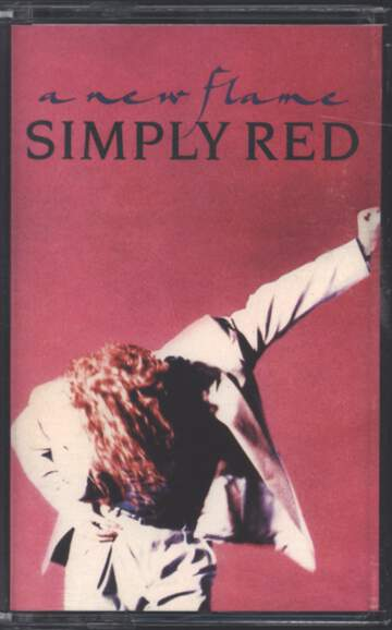 Simply Red: A New Flame