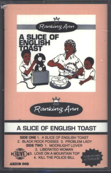 Ranking Ann: A Slice Of English Toast