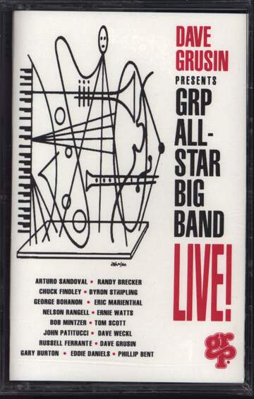 Dave Grusin / GRP All-Star Big Band: Live!