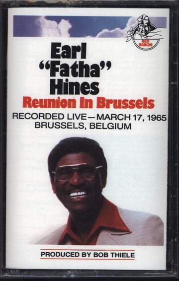 Earl Hines: Reunion In Brussels