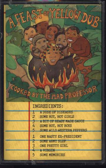 Mad Professor / Yellowman: A Feast Of Yellow Dub Cooked By The Mad Professor